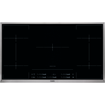 AEG TAQUE A INDUCTION 90CM HKM95513XB