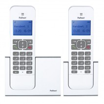 PROFOON PDX 8420 DECT WT/GS