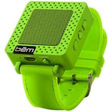 BEM SPEAKER BAND GREEN HL2331E