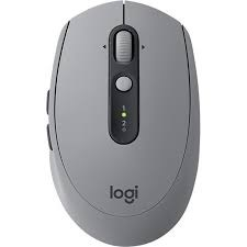LOGITECH WIRELESS MOUSE M590 GREY