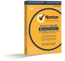 NORTON SECURITY DELUXE 1 USER 5 DEVICE
