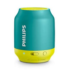 PHILIPS BLUETOOTH SPEAKER BT50 GRIS