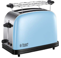 RUSSELL HOBBS CP BLUE TOASTER
