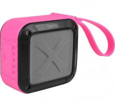 NIKKEI WATERPROOF SPEAKER BT ROSE