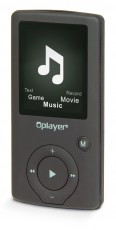 NIKKEI MP3/4 PLAYER NOIR NMP4BK
