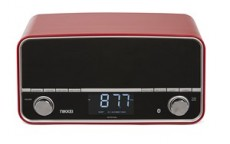 NIKKEI PORTABLE RADIO BT NPR450RD ROUGE