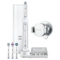 ORALB BROSSE A DENTS GENIUS 9100S WHITE