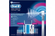 ORALB OC HEALTH CENTER OXYJET + PRO 3000