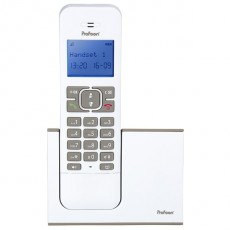 PROFOON PDX 8400 DECT WT/GS