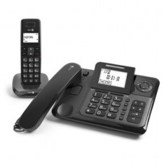 DORO COMBO FIXED AND DECT DESIGN PHONE