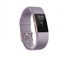FITBIT CHARGE HR 2 ACT. TR. ROSE SMALL