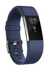 FITBIT CHARGE HR 2 ACT. TR.BLEU SMALL