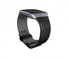 FITBIT IONIC BAND SPORTABLE BLACK SMALL