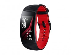 SAMSUNG R365 GEAR FIT 2 PRO BLACK/RED S