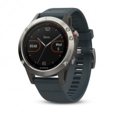 GARMIN FENIX 5 GPSWATCH GRANITE BLUE