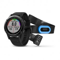 GARMIN FENIX5 GPSWATCH BLACK PERFORMER