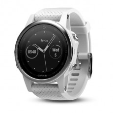 GARMIN FENIX 5S GPS WATCH CARRARA