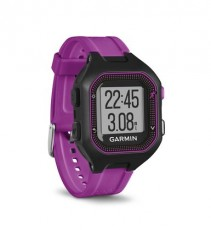 GARMIN FORERUNNER 25 SM BLACK PURPLE