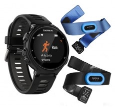 GARMIN FORERUNNER 735XT TRI BUNDLE BLACK