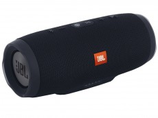 JBL CHARGE 3 WATERPROOF PORTABLE BLACK