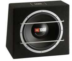 JBL CS1204 SUBWOOFER BOX 12""
