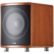 CANTON SUBWOOFER SUB 650 BROWN 03096