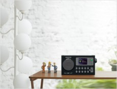 SANGEAN PORTABLE INTERNET RADIO WFR27C