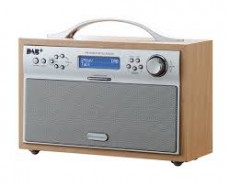 SCANSONIC TABLE RADIO SC3647091