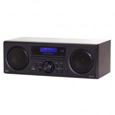 SCANSONIC DA310 FM/DAB+/CD  RADIO NOIR
