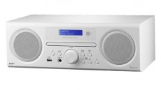 SCANSONIC DA310 FM/DAB+/CD  RADIO BLANC