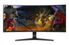 LG CURVED ULTRAWIDE MONITOR 34UC89G