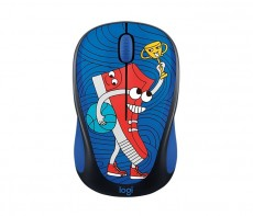 LOGITECH WIRELESS MOUSE M238 SNEAKERHEAD