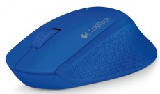 LOGITECH WIRELESS MOUSE M280 BLUE