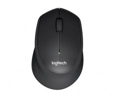 LOGITECH WIRELESS MOUSE M330 BLACK