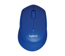 LOGITECH WIRELESS MOUSE M330 BLUE