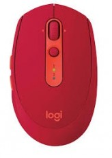 LOGITECH WIRELESS MOUSE M590 RUBY