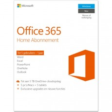 MICROSOFT OFFICE 365 HOME NL