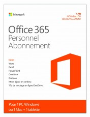 MICROSOFT OFFICE 365 PERSONNEL FR