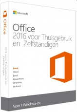 MICROSOFT OFFICE HOME&BUSINESS 2016 NL
