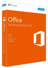 MICROSOFT OFFICE HOME STUDENT FR 2016