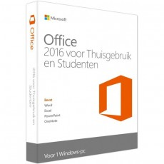 MICROSOFT OFFICE HOME&STUDENT 2016 NL