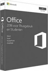 MICROSOFT OFFICE MAC H&S 2016 NL