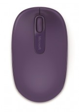 MICROSOFT WIRELESS MOUSE 1850 PURPLE