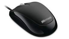 MICROSOFT COMPACT MOUSE 500 BLACK