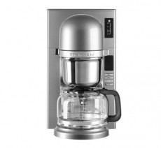 KITCHENAIS CAFETIERE CONTOUR ARGENT
