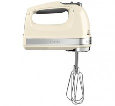 KITCHENAID MIXEUR A MAIN ALMOND CREAM