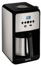 KRUPS CAFETIERE SAVOY THERMOS TIMER