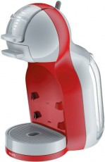 KRUPS DOLCE GUSTO MINIME RED-GREY