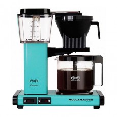MOCCAMASTER CAFETIERE TURQUOISE MM59570