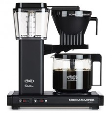 MOCCAMASTER CAFETIERE MAT BLACK MM59645